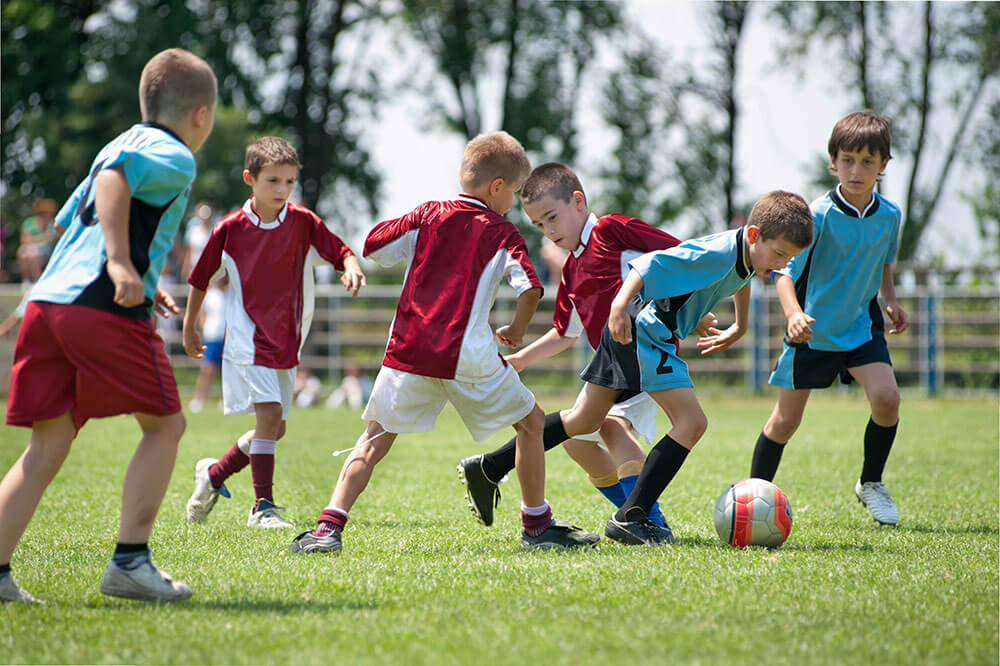 Play It Safe and Guard Your Child's Grin This Sports Season